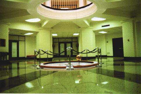 Foucaul pendulum